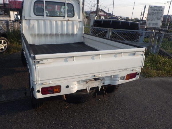ダイハツ ハイゼットトラック S211P 腐食 酷い 雪国ならでは 新潟 南区