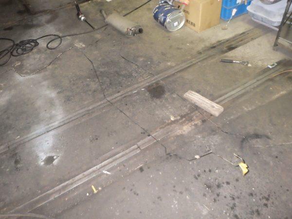 フォルクスワーゲン ゴルフ ブレーキパイプ 腐食 新潟 塩害 塩カリ ワンオフ 新潟市 南区